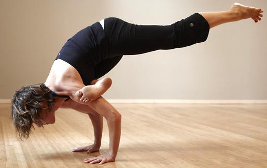 yoga ninja