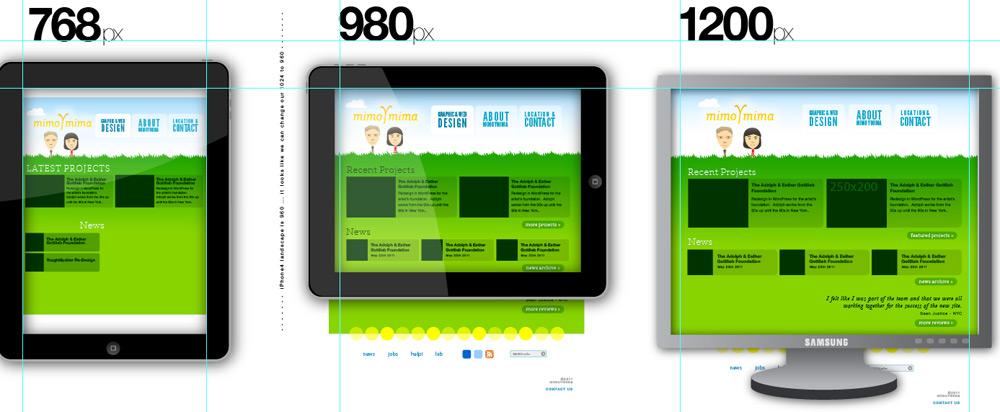 Responsive Illustrator Template - screenshot 04