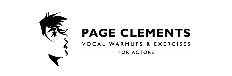 Page Clements Vocal Warmup Logos by mimoYmima.com - Revision 02